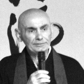 La sprezzatura di un maestro zen