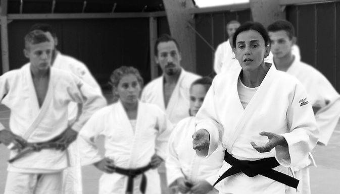 L'arte e il Judo, fra il nero e il bianco