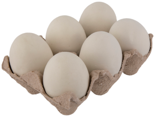 Fresh Farmhouse Eggs ( 1 Doz )
