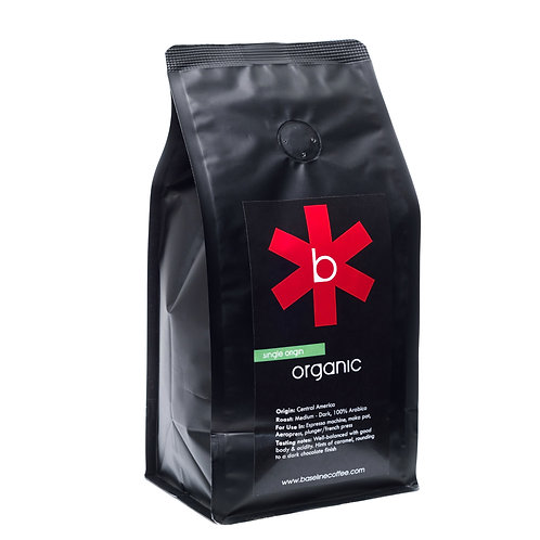Coffee Bean Organic Honduras 250g