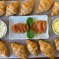 Mini Croissant ( 20unit )