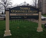 Sample O'Donnell-Dillon