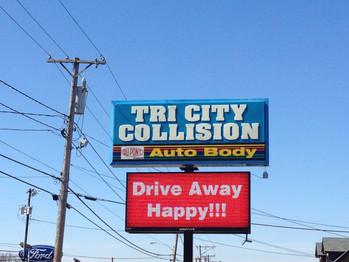 Tri City Collision
