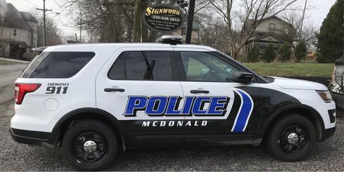 McDonald Police