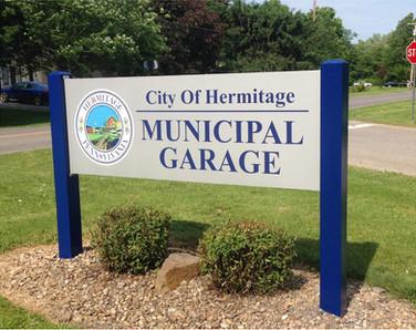 City of Hermitage