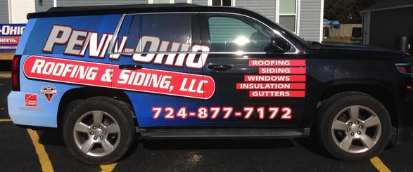Penn Ohio Roofing & Siding LLC