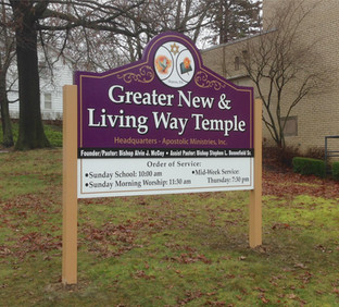 Greater New & Living Way Temple