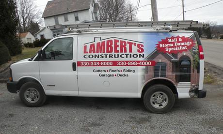 Lambert's Construction