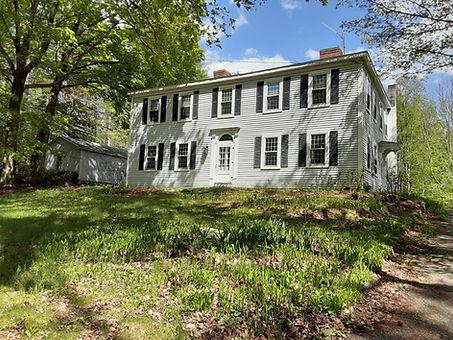 Jedediah BUffum House First house north