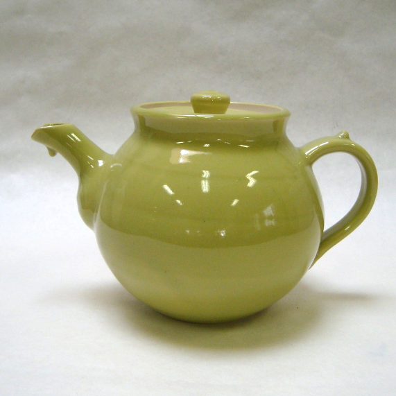 Basic teapot-lime.