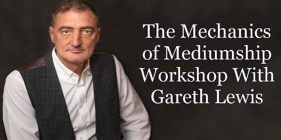 The Mechanics of Mediumship Workshop @ Dodington Lodge