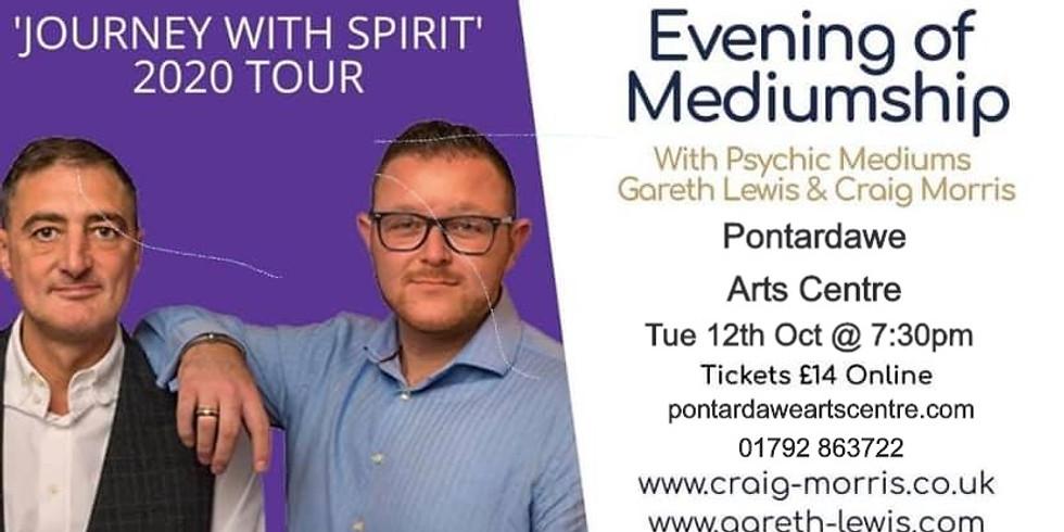 Pontardawe Arts Centre, Tickets £14
