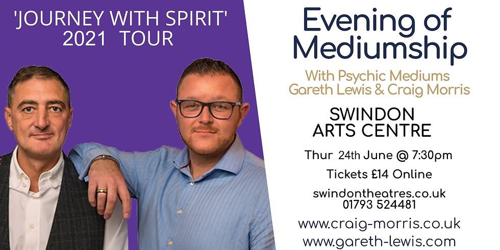 Swindon Arts Centre, biglietti £ 14