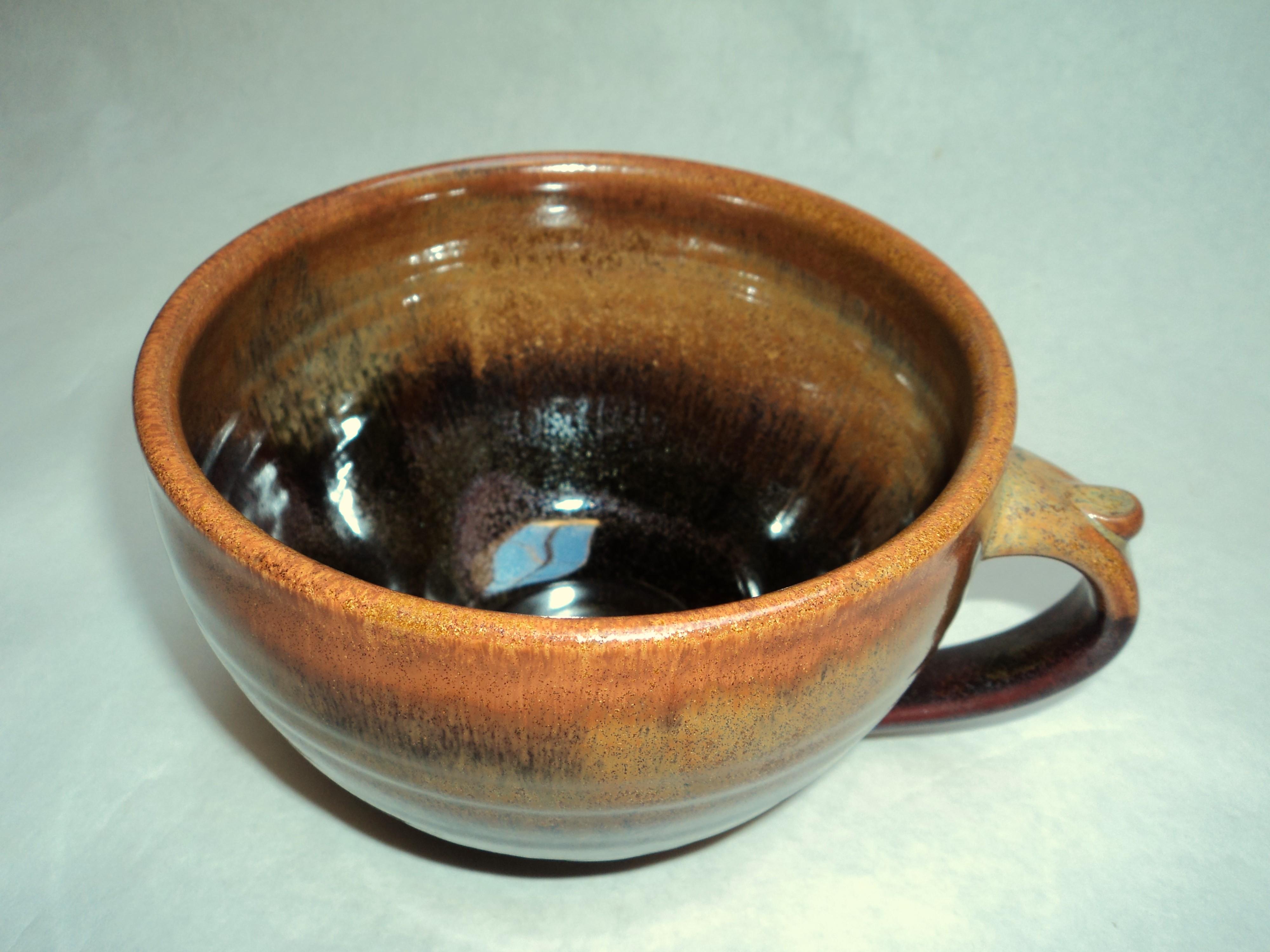 Tenmoku souper cup.