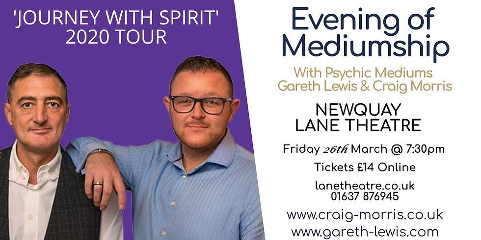 The Lane Theatre, Newquay, biglietti £ 14