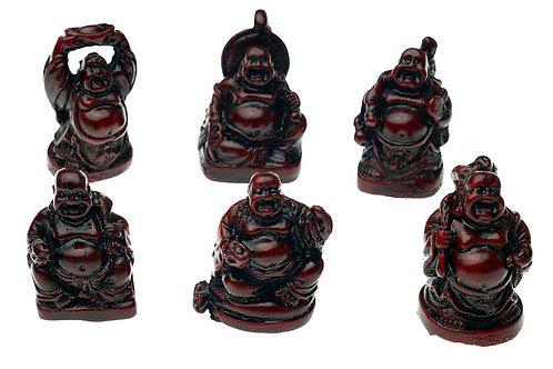 Buddha Set of 6 Small