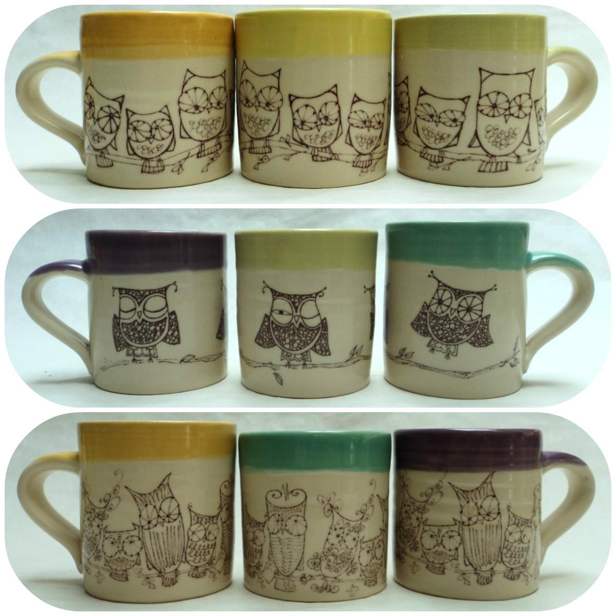 Owlie Mugs