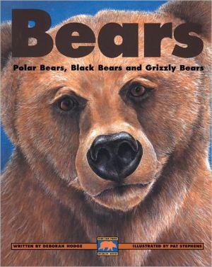Bears: Polar Bears, Black Bears and Grizzly Bears