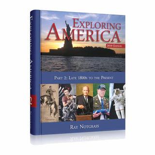 Exploring America Part 2
