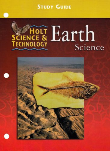 Holt Earth Science Study Guide