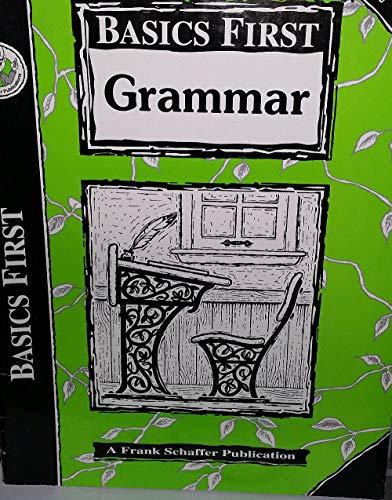 Basic Firsts Grammar