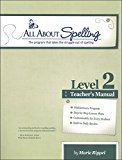 All About Spelling Level 2 Teacher's Manual