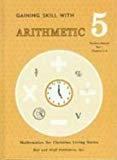 Arithmetic 5 Teacher's Manual (2pcs)