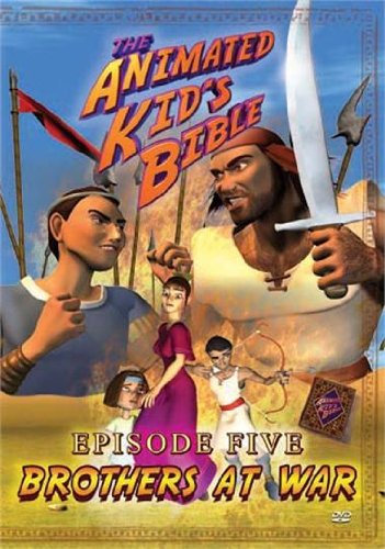 Animated Kid's Bible Episode 5: Brothers at War