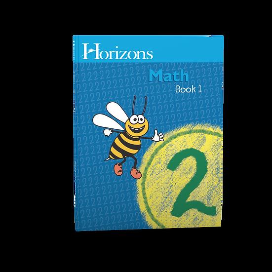 Horizons Math 2nd Grade Student Book 1