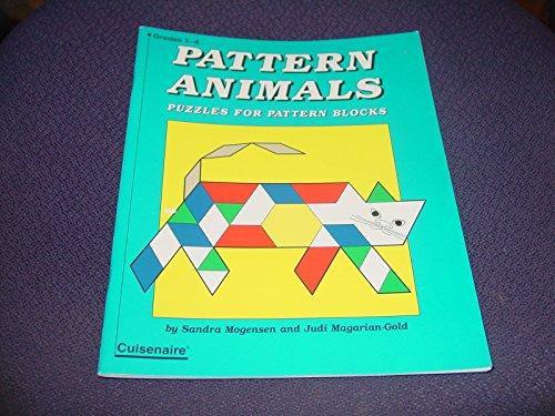 Pattern Animals (Grades 1-3)