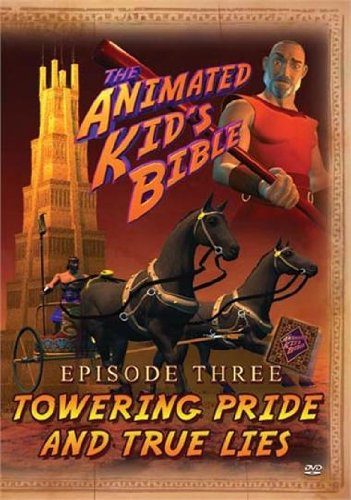 Animated Kid's Bible Episode 3: Towering Pride and True Lies