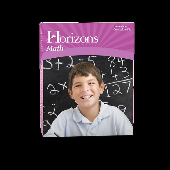 Horizon's Math 6th Grade Complete Set
