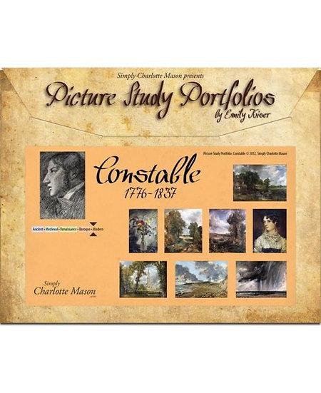 Constable Picture Study Portfolio