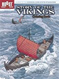 Story of the Vikings Coloring Book (Dover pictorial archive)