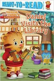 Daniel Tiger's Neighborhood: One Daniel Visits the Library