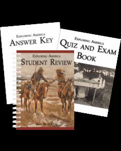 Exploring America Student Review Pack