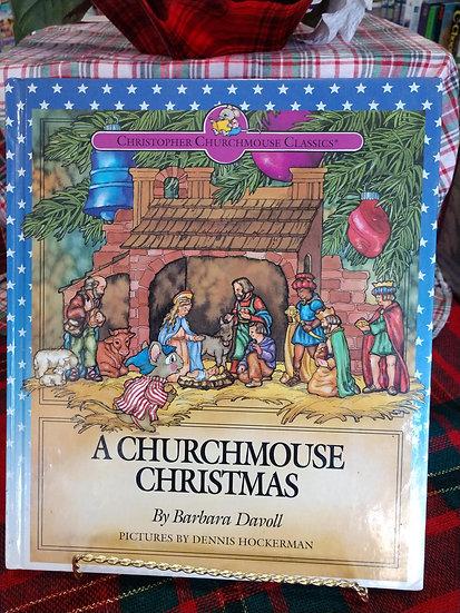 A Churchmouse Christmas