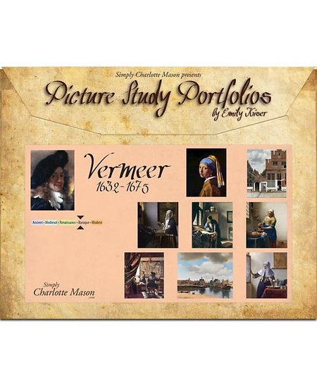 Vermeer Picture Study Portfolio