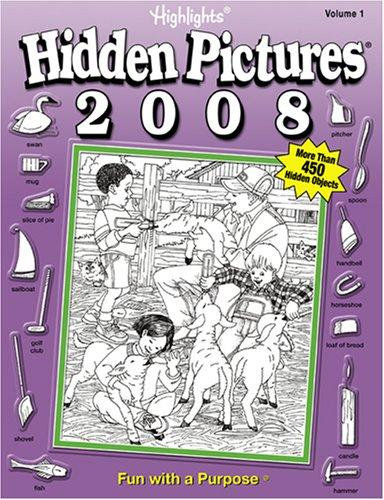 Hidden Pictures 2008 #1 (Highlights)