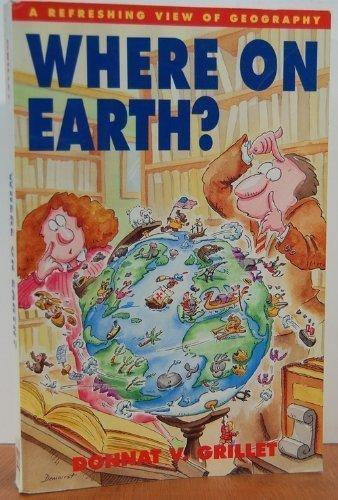 Where on earth?: A refreshing view of geography