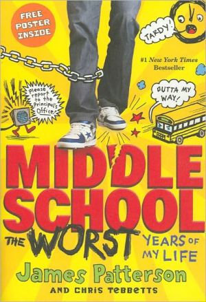 Middle School 7 Books Collection Set by James Patterson