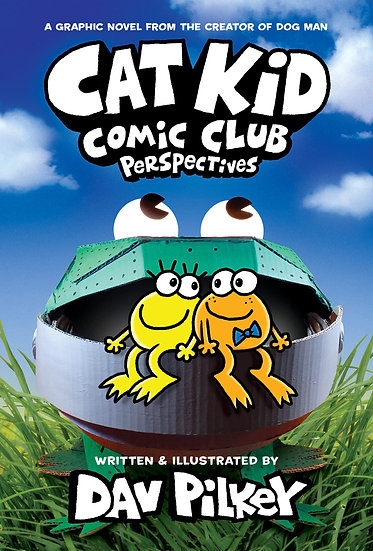 Cat Kid Comic Club: Perspectives (#2)