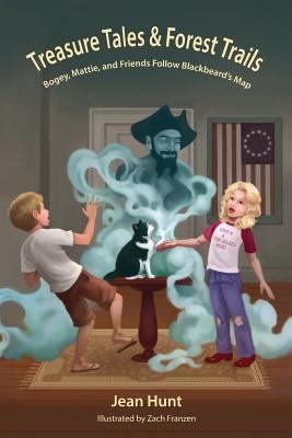Bogey, Mattie, and Friends Follow Blackbeard's Map