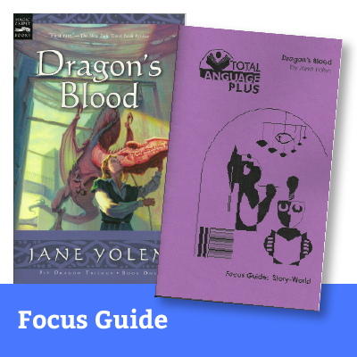 Dragon's Blood Book and Focus Guide
