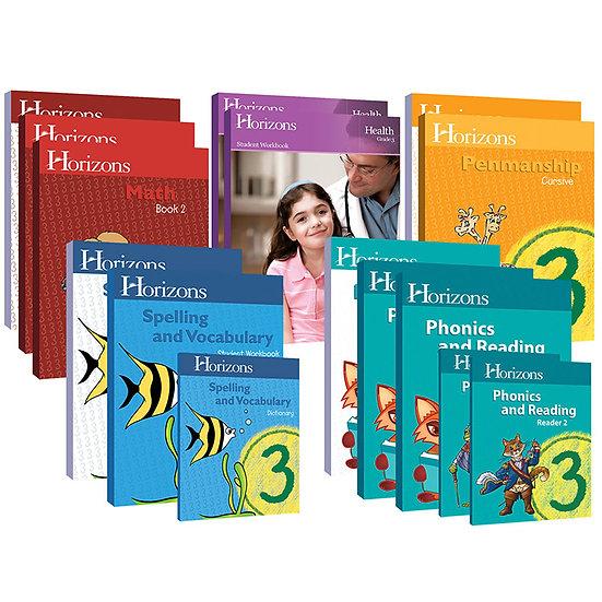 Horizons 3rd Grade Complete Set