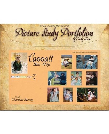 Cassatt Picture Study Portfolio
