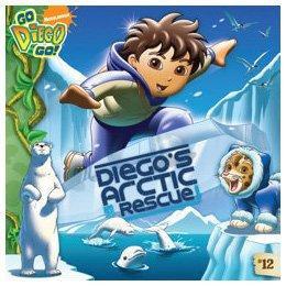 Diego's Arctic Rescue (Go Diego Go (8x8))
