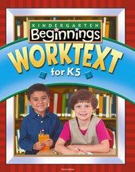 Beginnings Worktext Student K5 3rd Edition