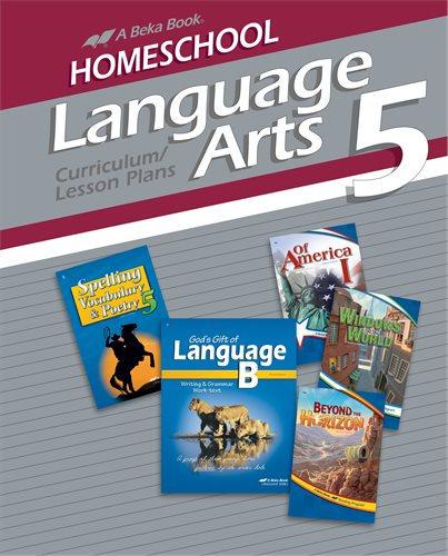 Language Arts 5 Curriculum/Lesson Plans