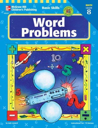 Basic Skills Word Problems, Grade 8